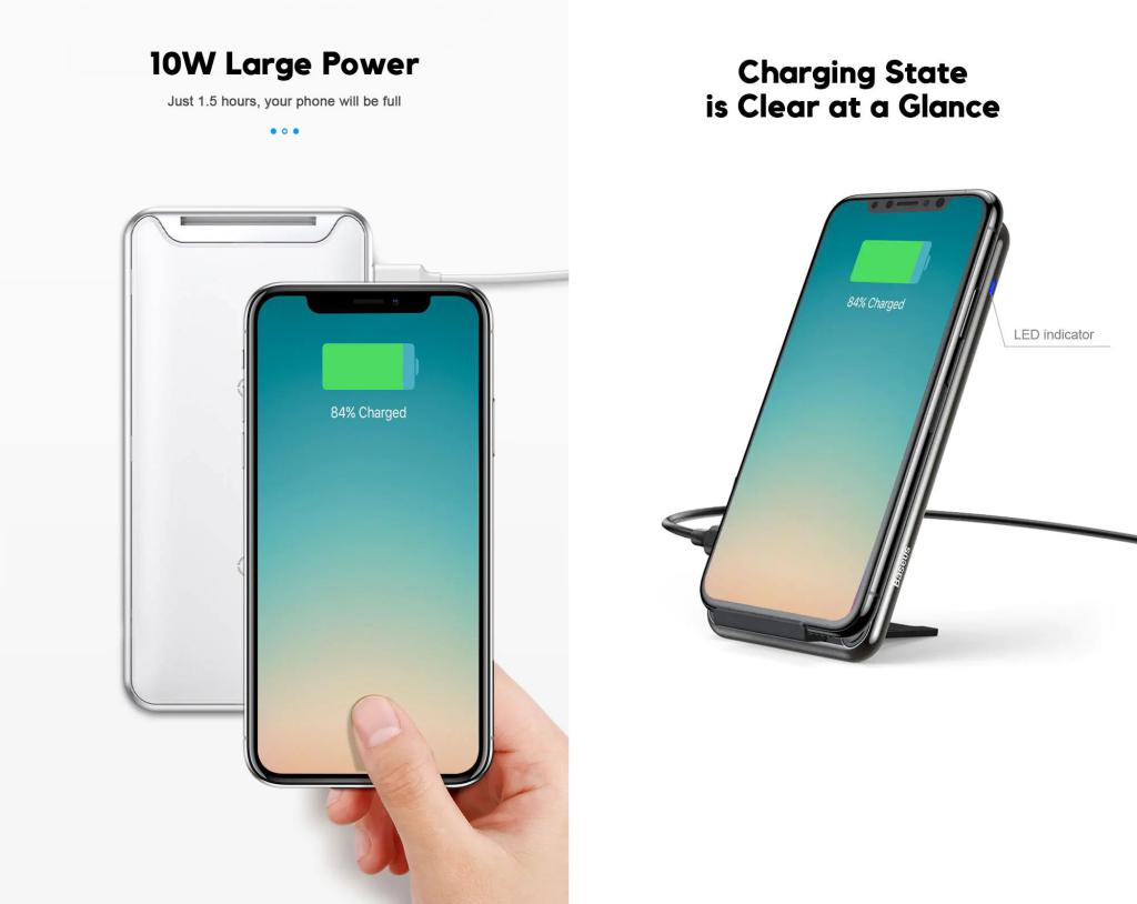 Baseus Bswc P03 Three Coils Wireless Charging Pad (1)