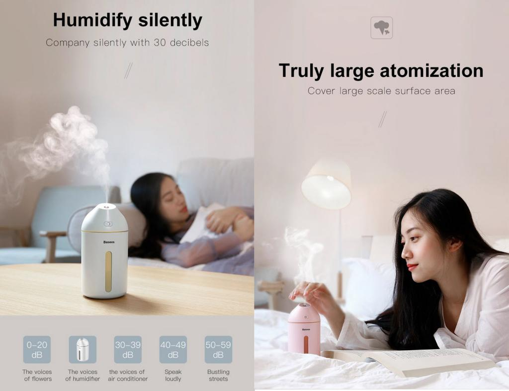 Baseus C9 Cute Mini Humidifier (3)