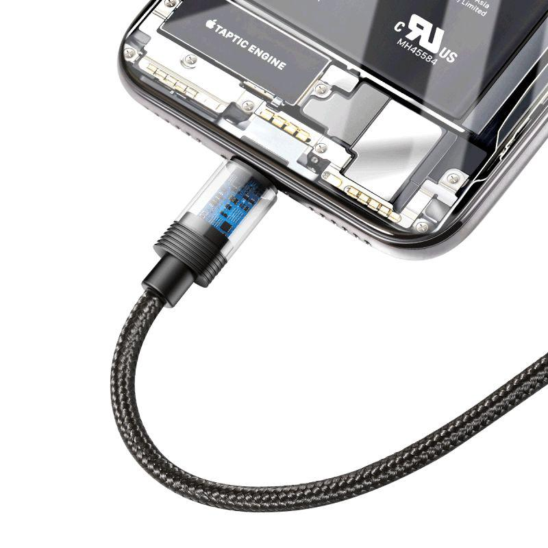 Baseus Data Faction 3 In 1 Cable (8)