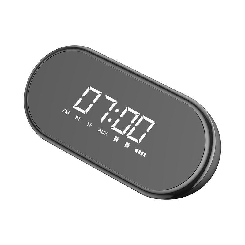 Baseus Encok E09 Wireless Speaker With Alarm Clock (1)