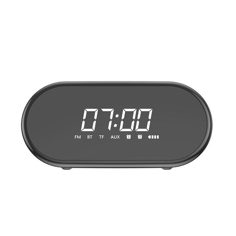Baseus Encok E09 Wireless Speaker With Alarm Clock (3)
