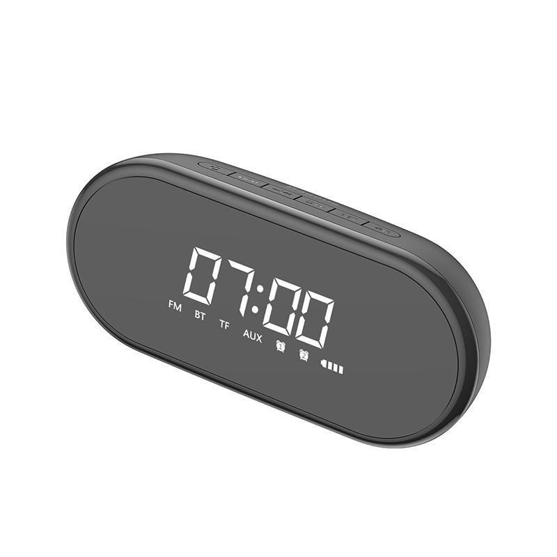 Baseus Encok E09 Wireless Speaker With Alarm Clock (4)