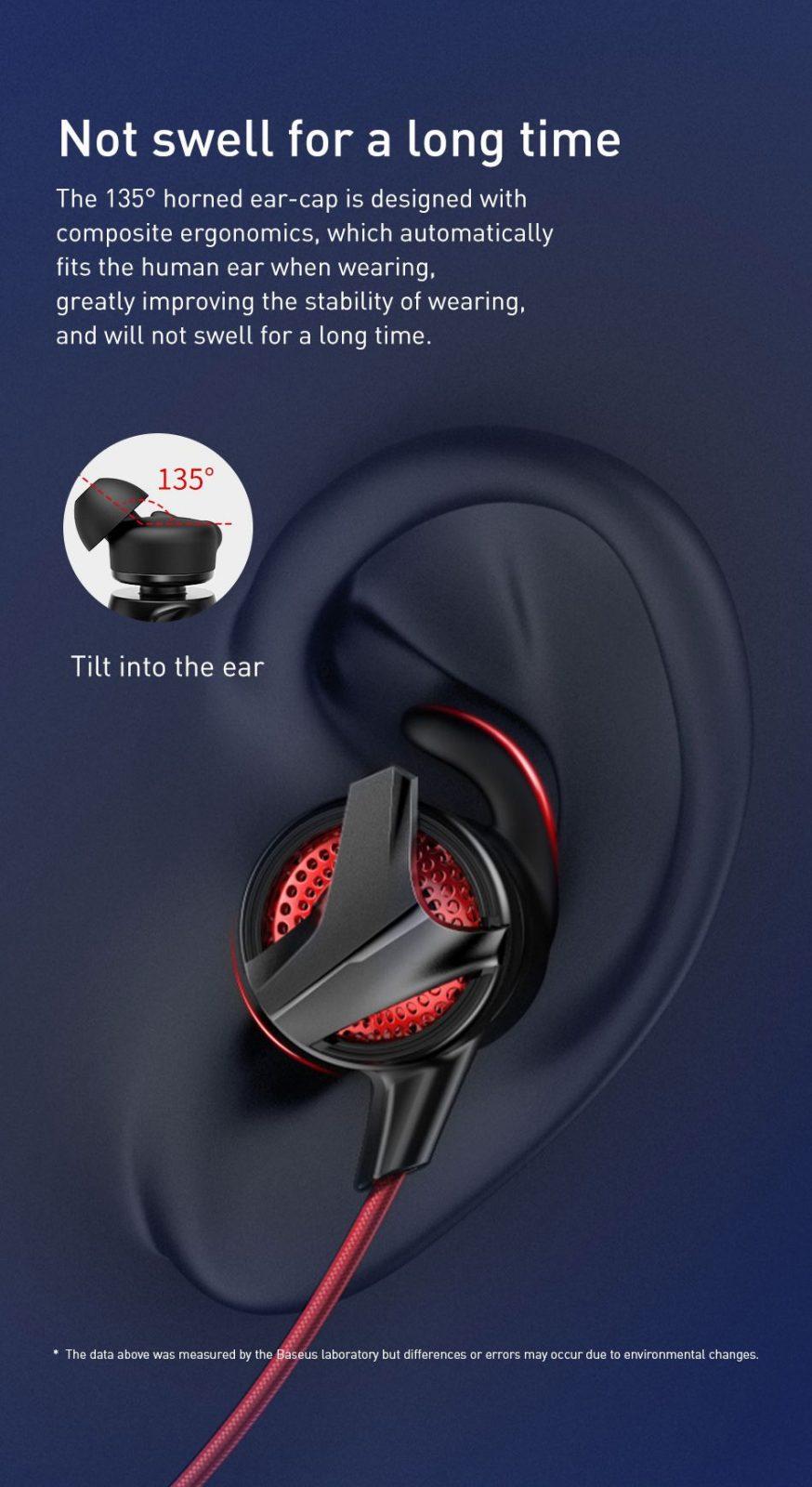 Baseus Gamo C15 Type C Gaming Headphone With Dual Mic (1)