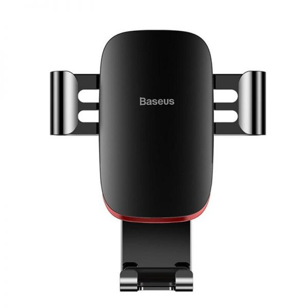 Baseus Metal Age Gravity Car Air Outlet Phone Mount Holder (1)