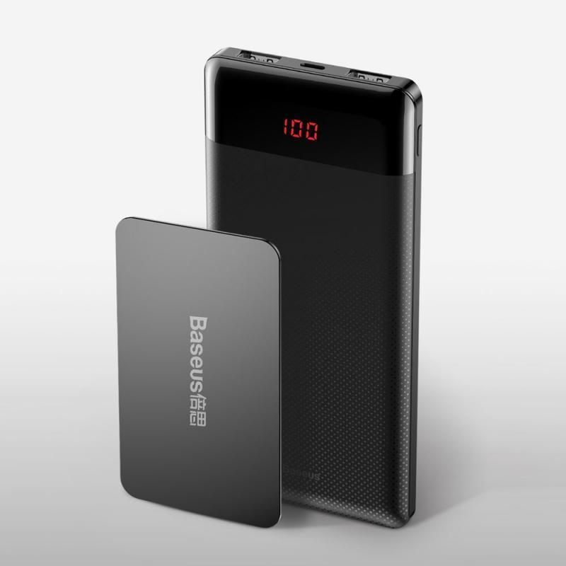 Baseus Mini Cu Power Bank 10000 Mah (4)