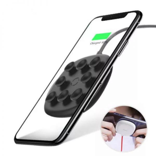 Baseus Suction Cup Wireless Charger (8)