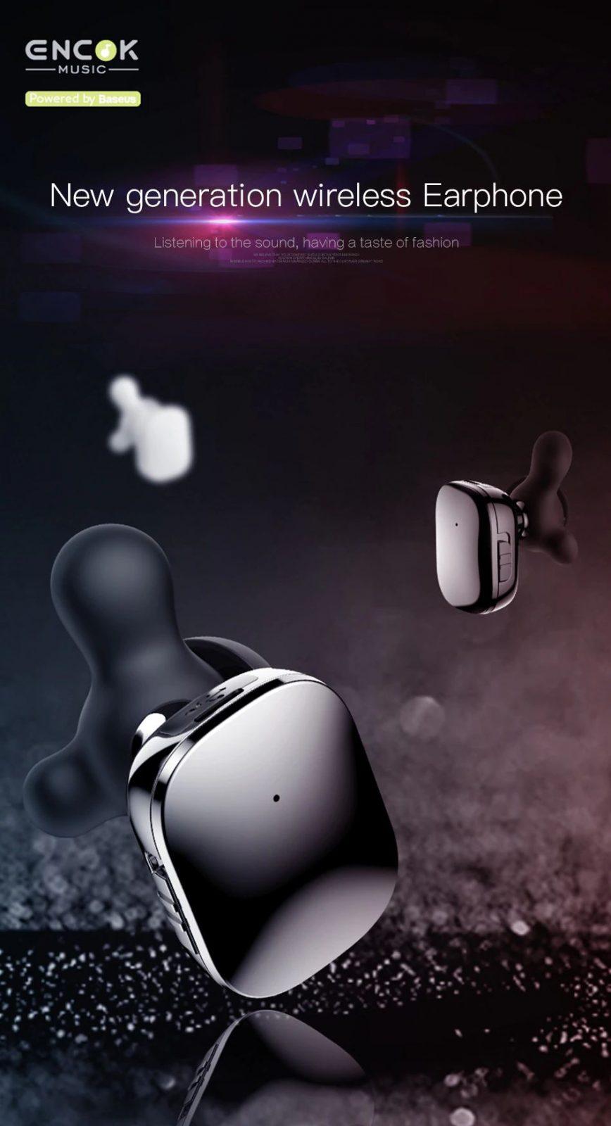 Baseus W02 Tws Bluetooth Earphone Wireless Earbuds (4)