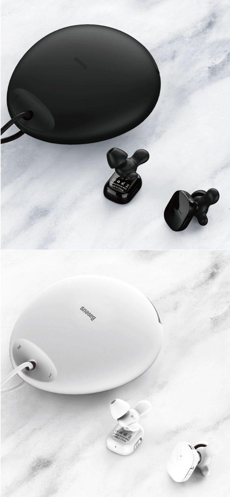 Baseus W02 Tws Bluetooth Earphone Wireless Earbuds (5)