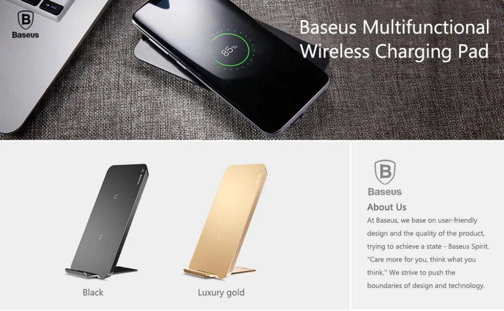 Baseus Wic1 Double Coil Qi Wireless Charger (4)