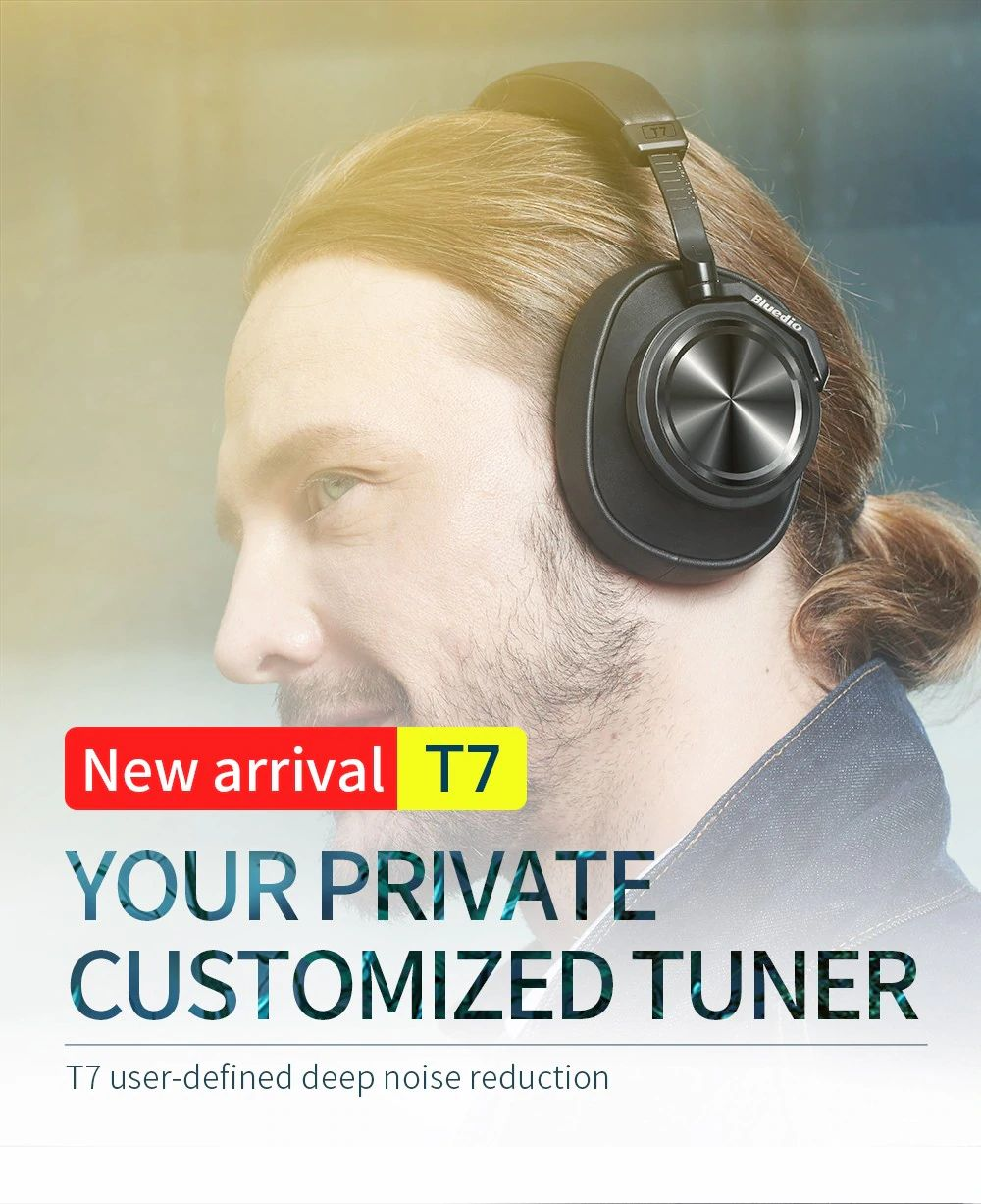 Bluedio T7 Wireless Bluetooth Headphones (1)