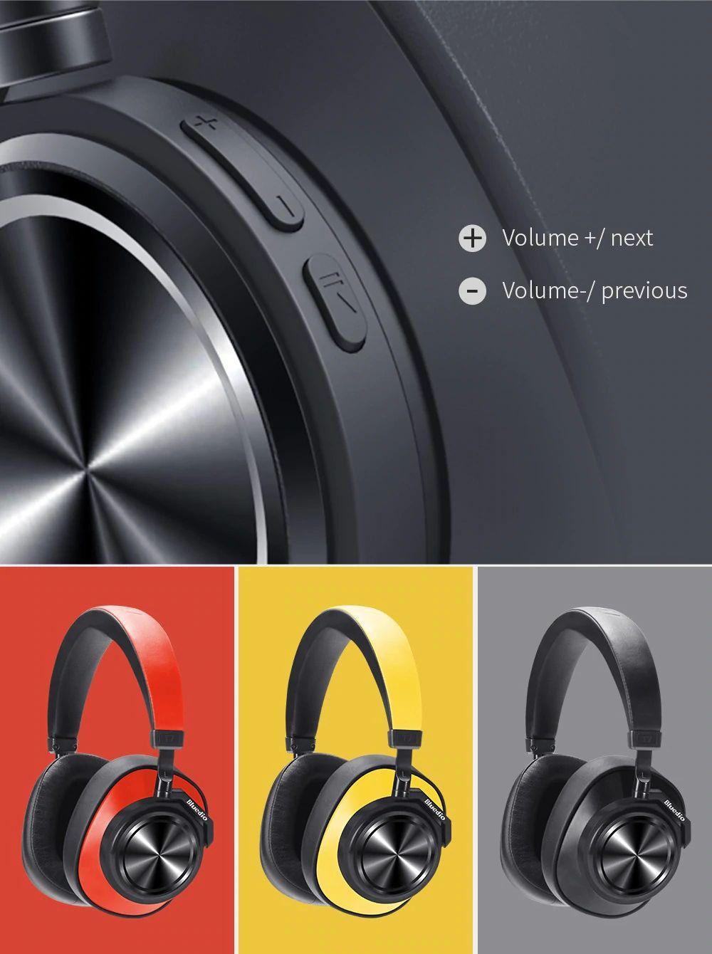 Bluedio T7 Wireless Bluetooth Headphones (14)