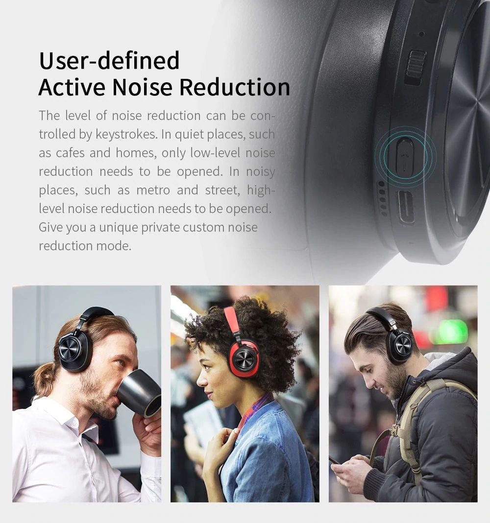 Bluedio T7 Wireless Bluetooth Headphones (3)
