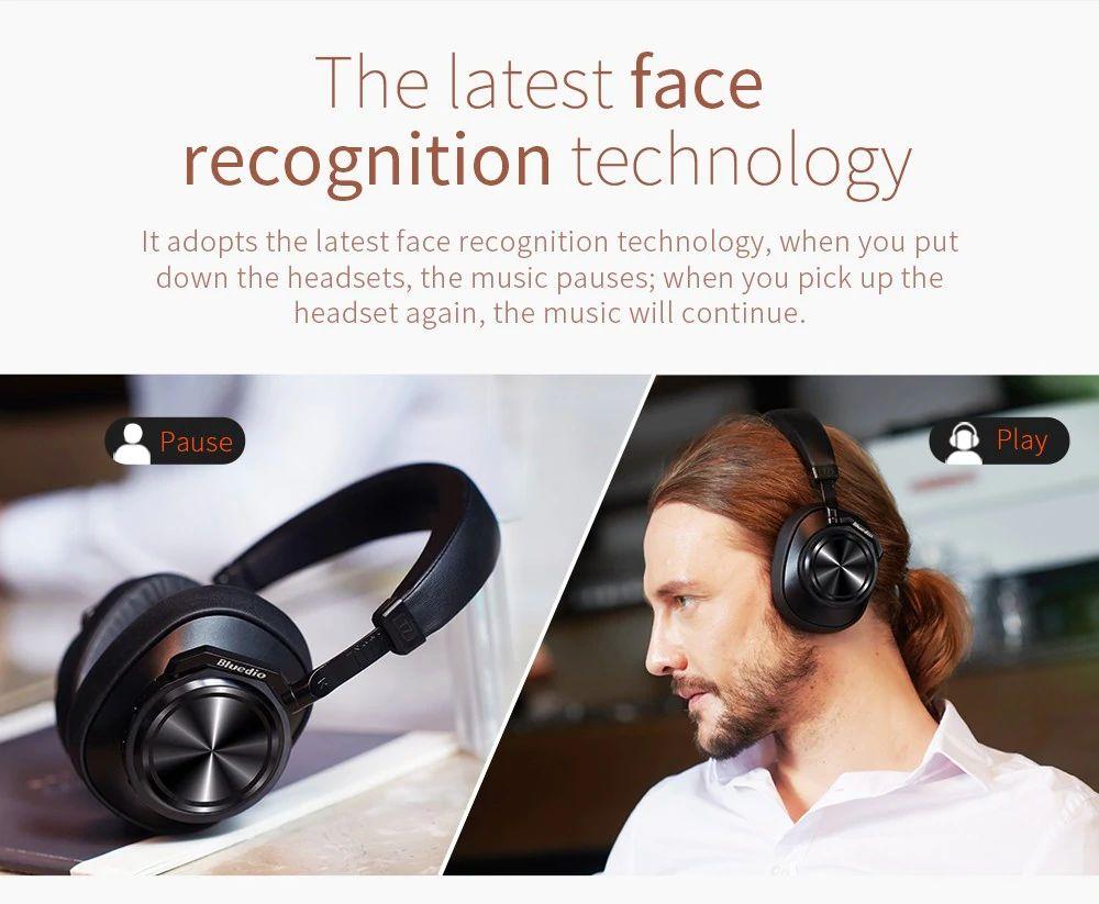 Bluedio T7 Wireless Bluetooth Headphones (4)