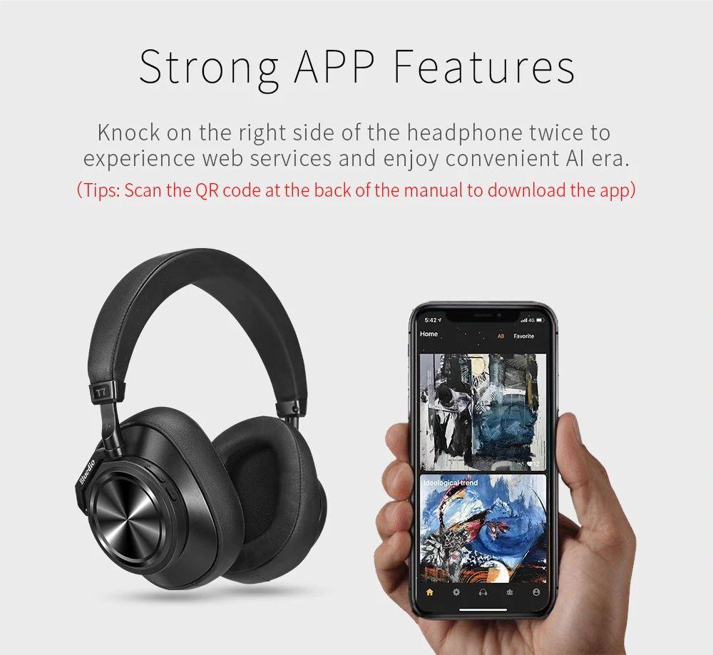 Bluedio T7 Wireless Bluetooth Headphones (9)