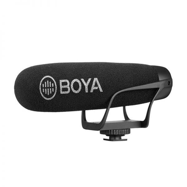 Boya By Bm2021 Lightweight Super Cardioid Video Microphone (1)