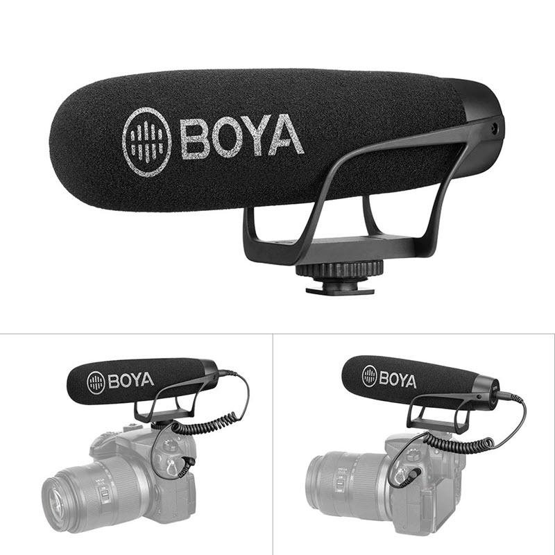 Boya By Bm2021 Lightweight Super Cardioid Video Microphone (3)