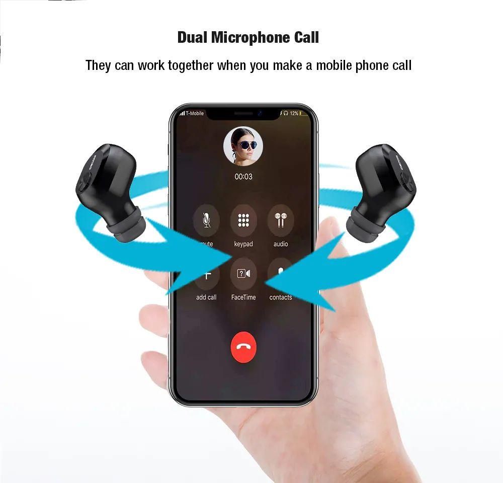 Dacom K6h Pro Tws Earphone Bluetooth Earbuds (10)
