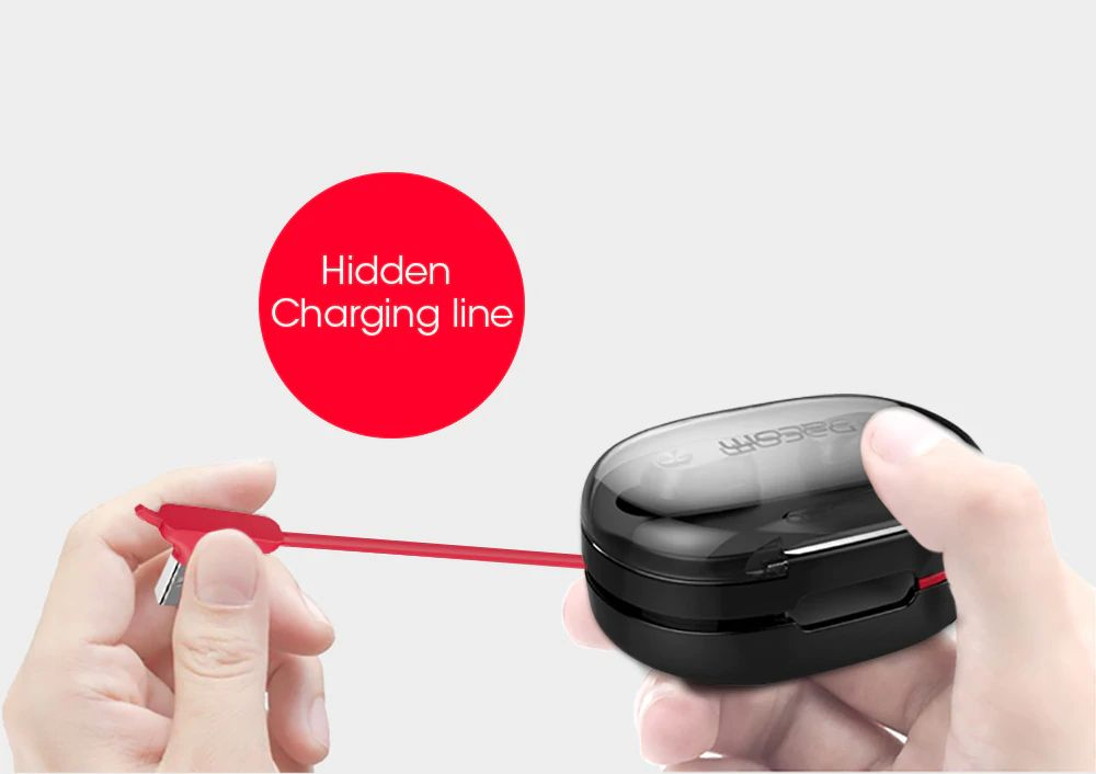 Dacom K6h Pro Tws Earphone Bluetooth Earbuds (9)