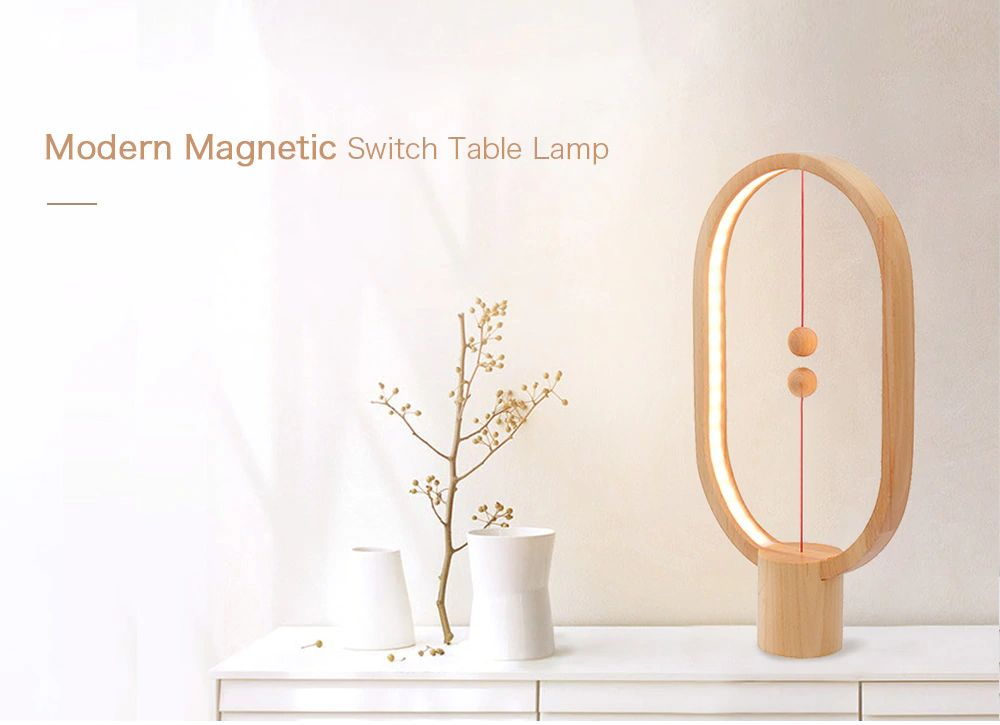 Heng Balance Lamp Magnetic Mid Air Switch Lamp (1)
