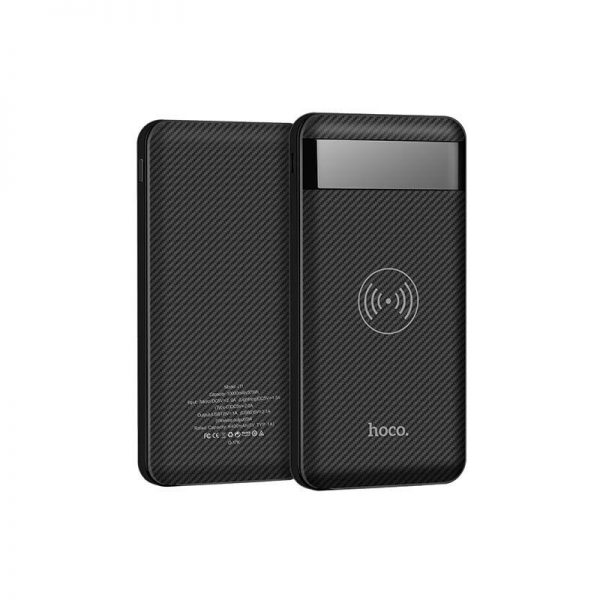 Hoco J11 Wireless Power Bank 10000mah (4)