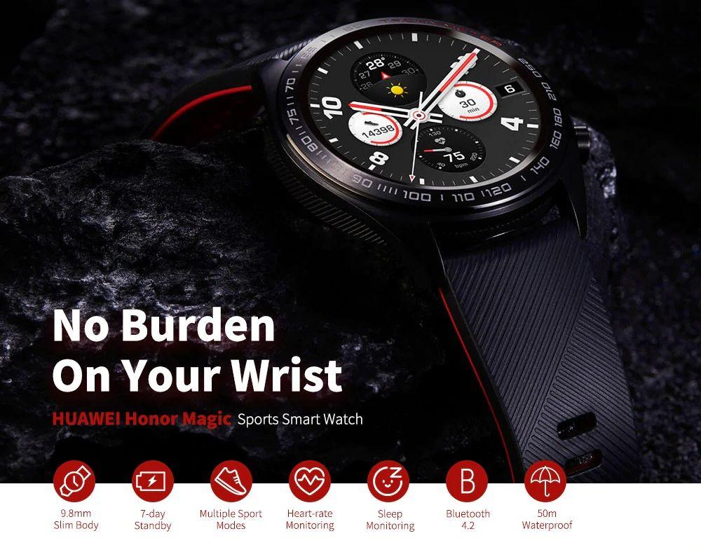 Huawei Honor Magic Smart Watch (2)