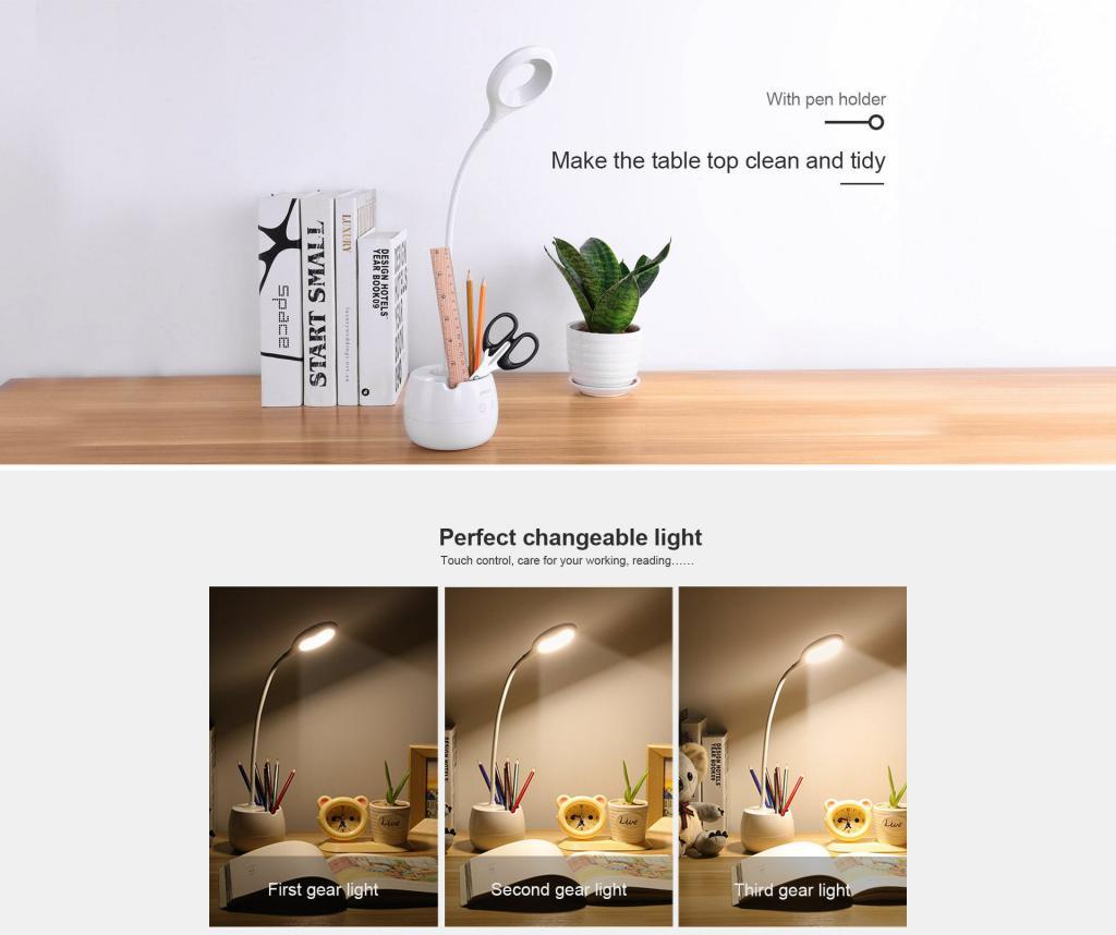 Joyroom Jr Cy228 Creative Pen Holder Table Lamp (4)