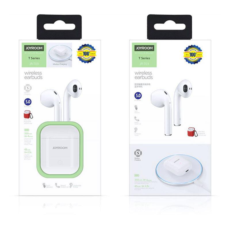 Joyroom Jr T03 Tws Wireless Bluetooth Headset (2)