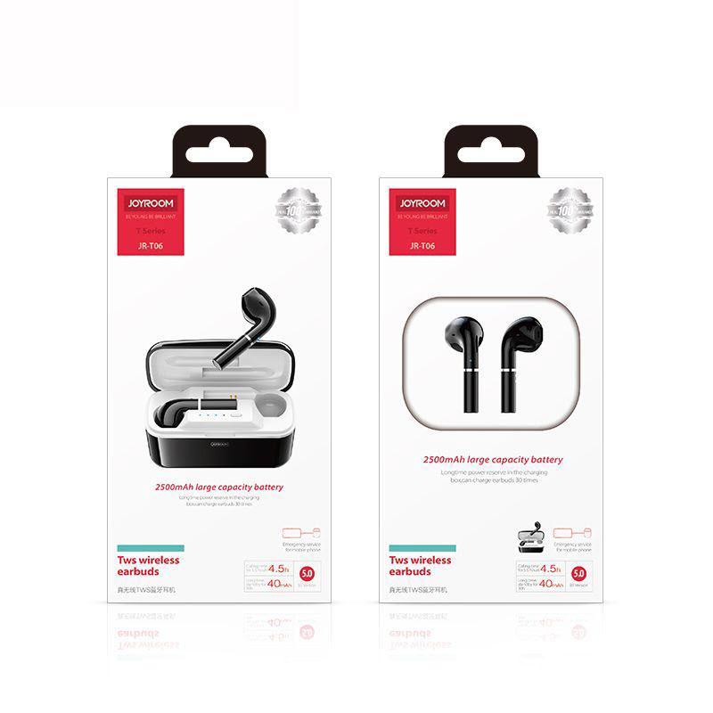 Joyroom Jr T06 Tws Bluetooth Earphones (2)