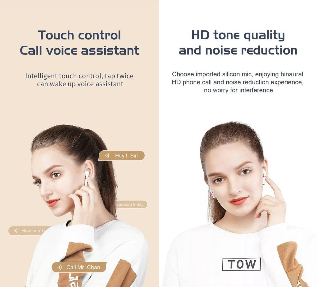 Joyroom Jr T06 Tws Bluetooth Earphones (4)