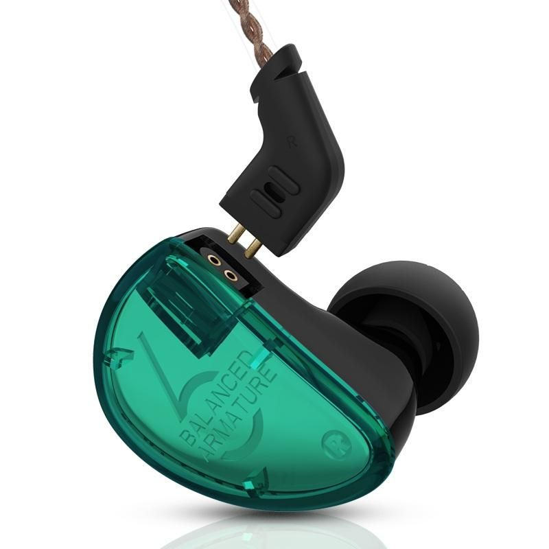 Kz As06 3ba Drive Unit In Ear Earphones (3)