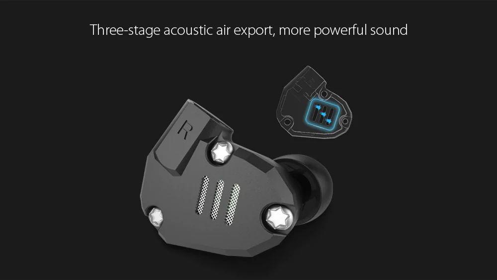 Kz Zs6 Hifi Dual Balanced Driver Earphones (2)