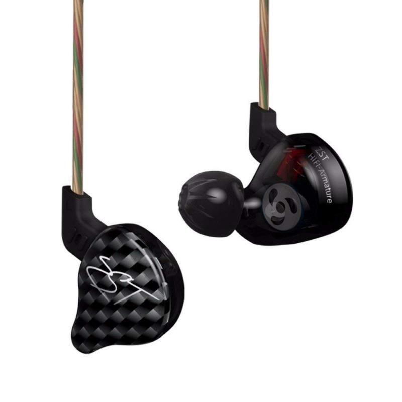 Kz Zst Hybrid Dual Driver In Ear Earphones (6)