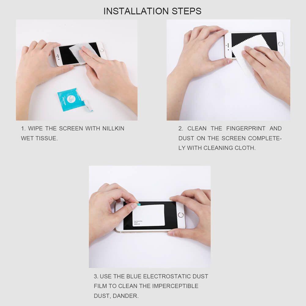 Nillkin Amazing Cp Pro Tempered Glass Screen Protector For Xiaomi Redmi K20 K20 Pro (10)