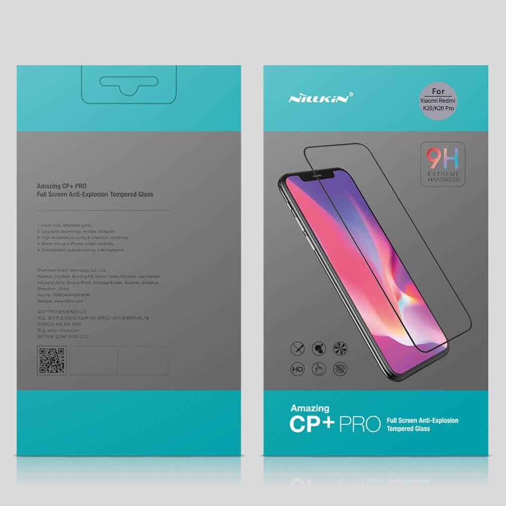 Nillkin Amazing Cp Pro Tempered Glass Screen Protector For Xiaomi Redmi K20 K20 Pro (12)