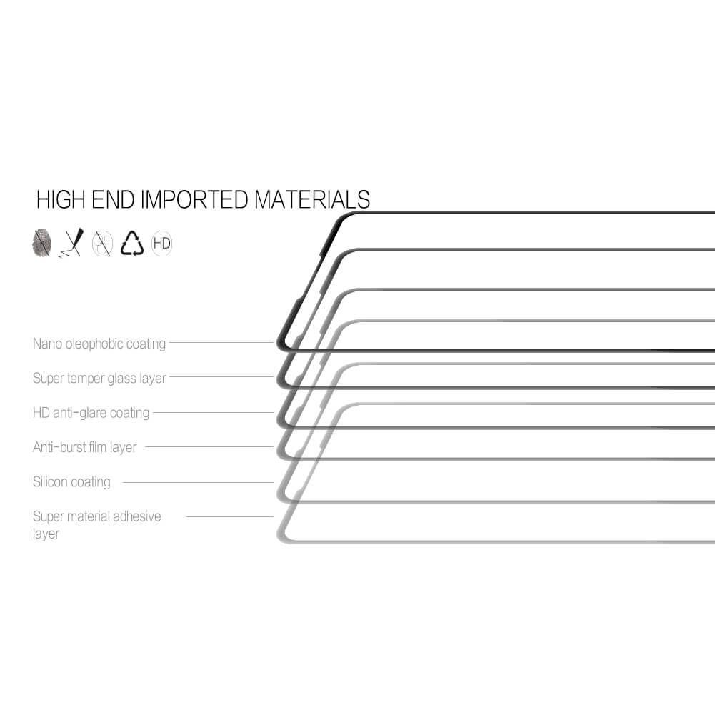 Nillkin Amazing Cp Pro Tempered Glass Screen Protector For Xiaomi Redmi K20 K20 Pro (6)