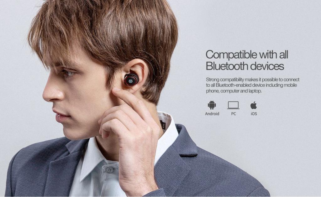 Nillkin Liberty E1 Tws Wireless Earphones (5)