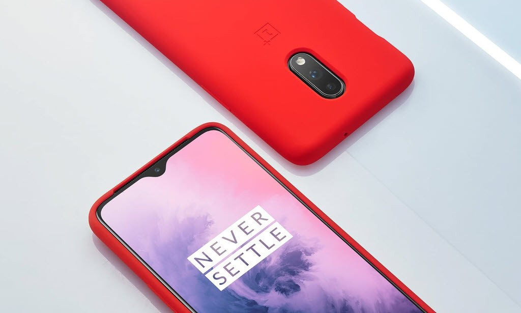 Oneplus 7 Silicone Protective Case (1)