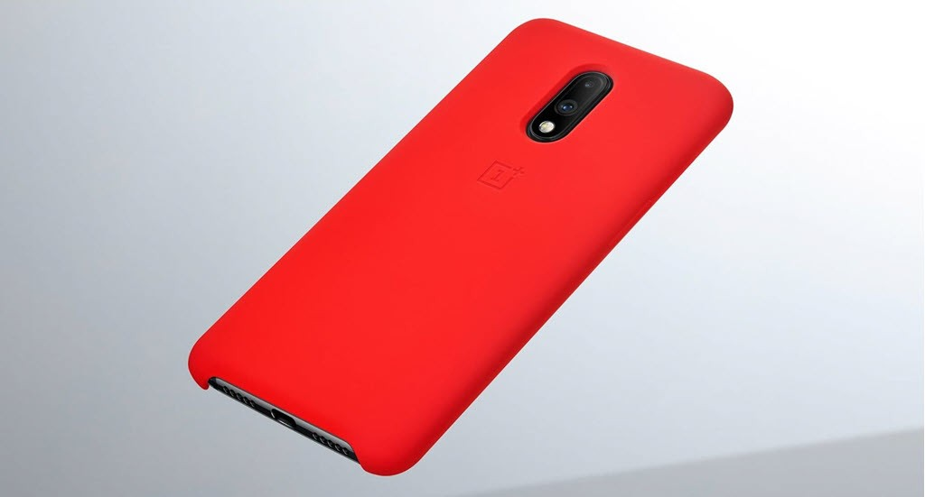 Oneplus 7 Silicone Protective Case (3)