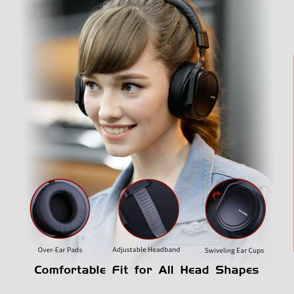 Plextone Bt270 Wireless Bluetooth Headphone (5)