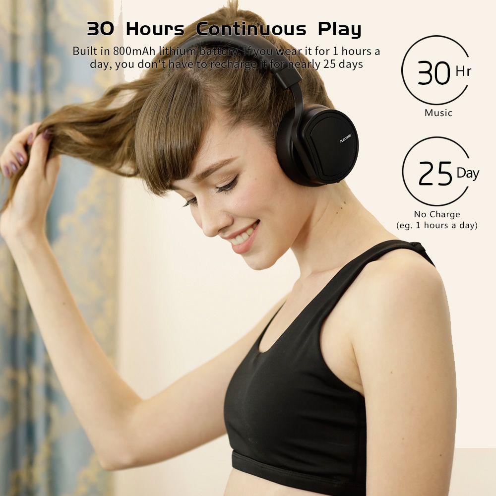 Plextone Bt270 Wireless Bluetooth Headphone (9)