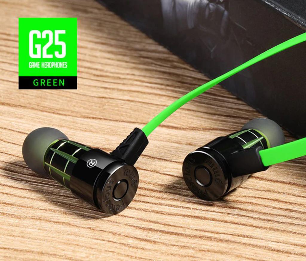Plextone G25 Gaming Earphones (5)