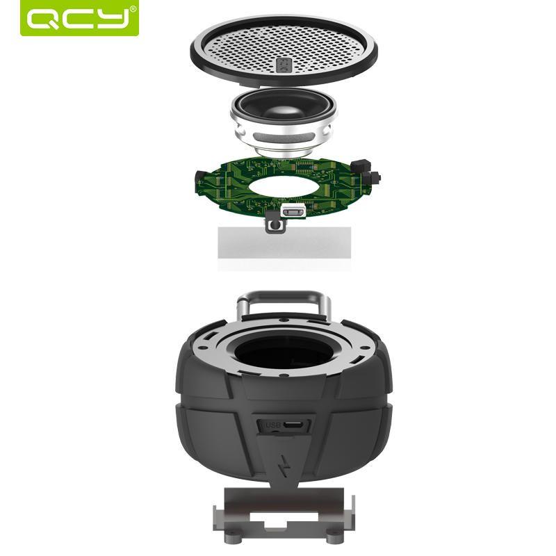 Qcy Box 2 Waterproof Outdoor Speaker (1)