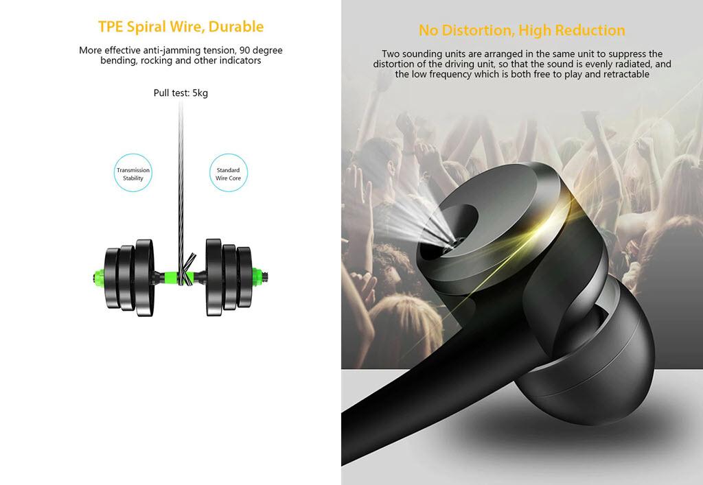 Qkz Kd10 Dual Driver In Ear Wired Earphones (3)