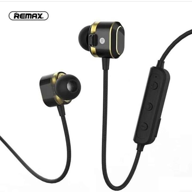 Remax Rb S26 Double Coil Bluetooth 5 0 Earphones Gadstyle Bd