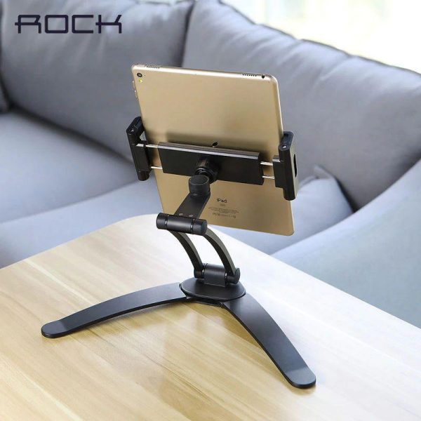 Rock 360 Universal Adjustable Desktop Phone Stand (3)