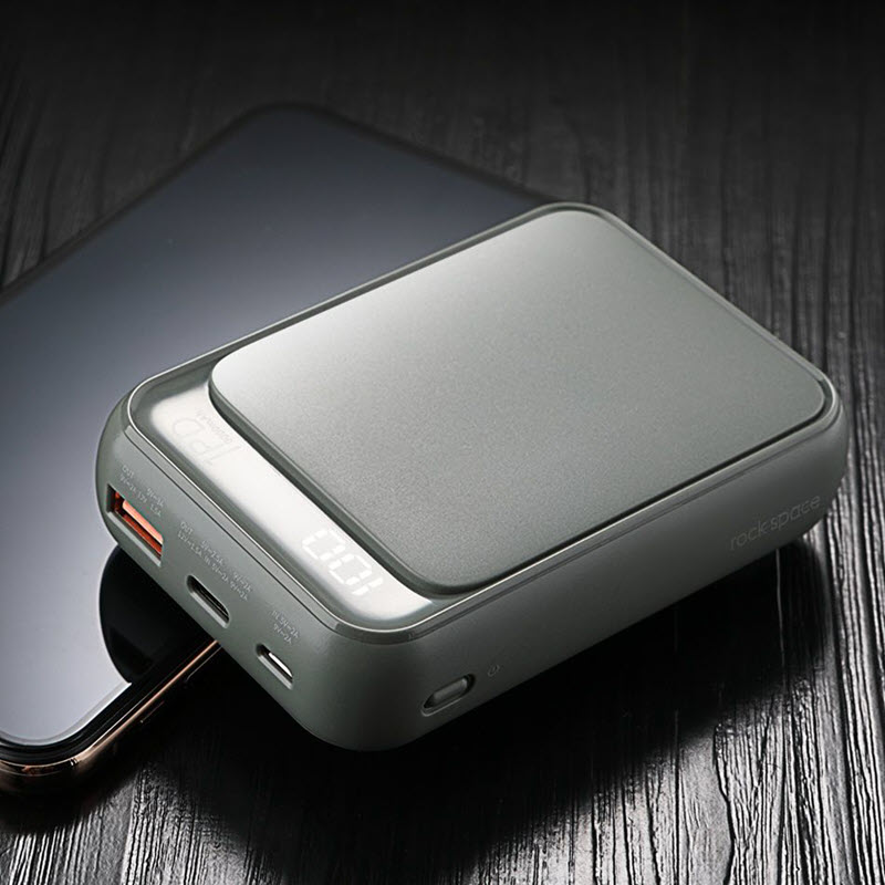 Rock Mini Pd Power Bank 10000mah (1)