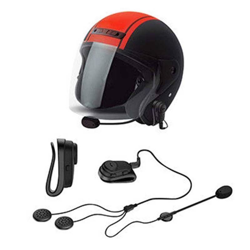 Roman Motorcycle Helmet Bluetooth Headset (1)