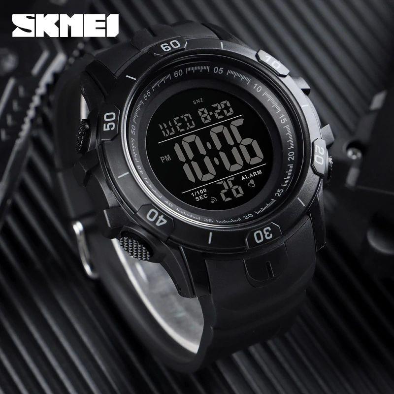 Skmei 1475 Digital Dial Mens Watch (13)