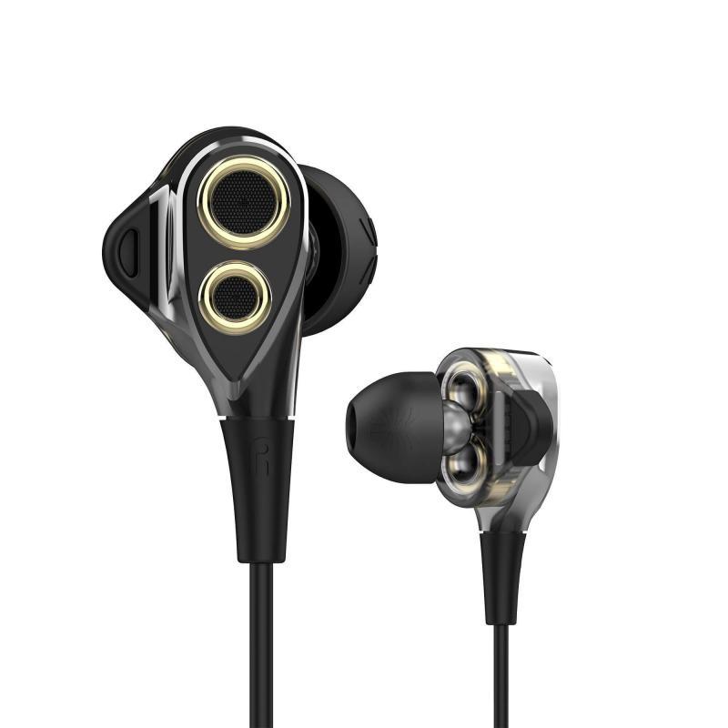 Uiisii Bn80 Dual Drivers Wireless Bluetooth Earphones (6)