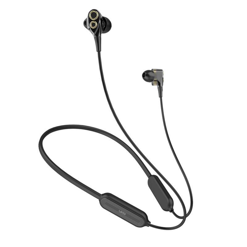 Uiisii Bn80 Dual Drivers Wireless Bluetooth Earphones (7)